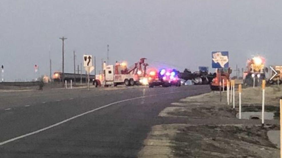 Houston man killed in semi rollover crash on US 60   KVII