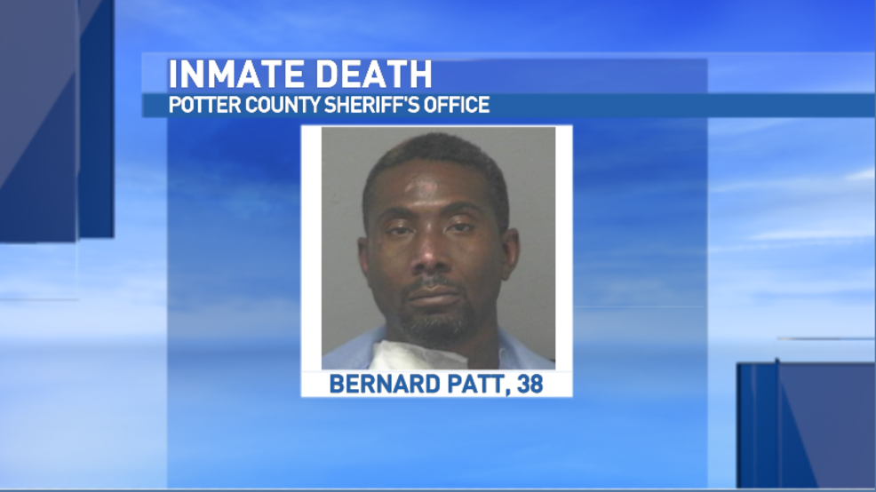 Potter County inmate dies while being treated for prior