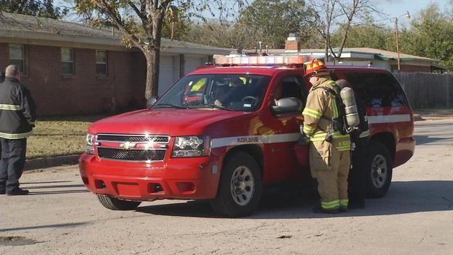 Gasoline thrown on indoor fire, mother, 3 kids burned | KVII