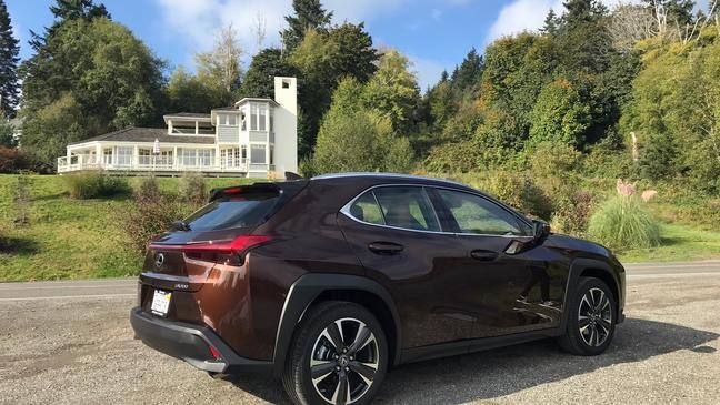 5 things to know about the 2019 Lexus UX | KVII