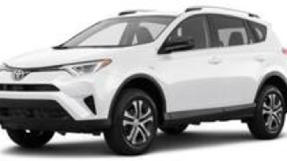 A 2017 White Toyota Rav4 Similar To The One In This Photo Was Reported Stolen According An Amarillo Police Department News Release