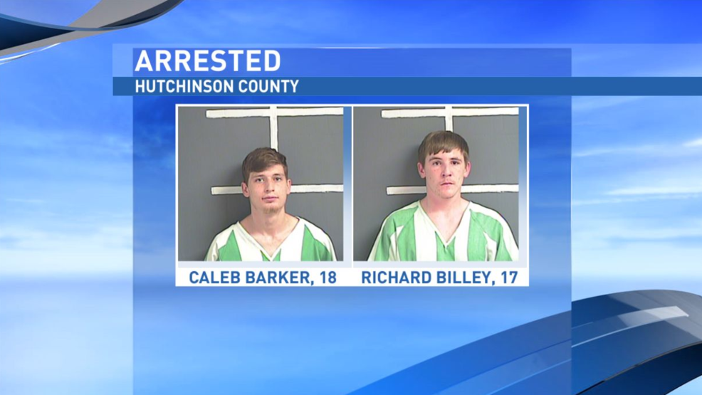 Deputies arrest 2 teens after traffic stop leads to